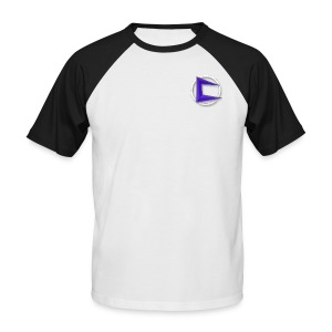 Cam's Logo - Men's Baseball T-Shirt