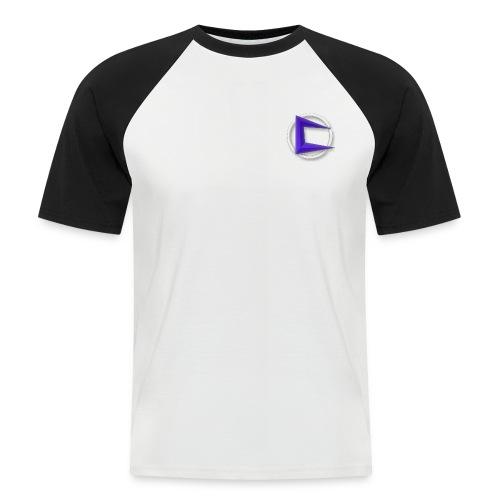 Cam's Logo - Men's Baseball T-Shirt