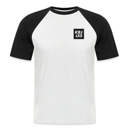 Krass Team-Shirt - Männer Baseball-T-Shirt