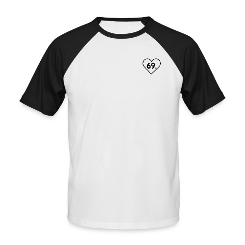 One Word - 69. - Männer Baseball-T-Shirt