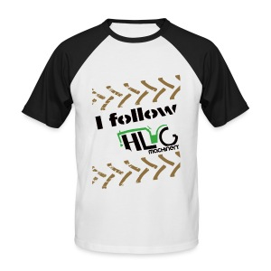 Je suis HLG ! - T-shirt baseball manches courtes Homme