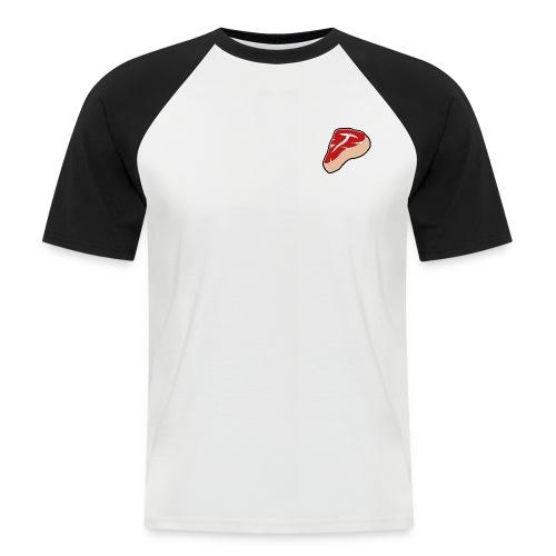 Le Bifteck - T-shirt baseball manches courtes Homme