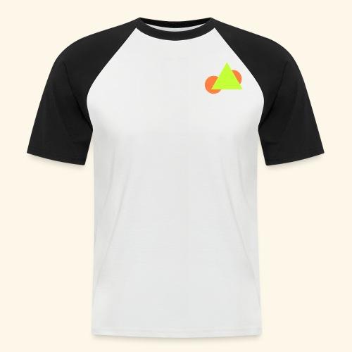 Simplisime - T-shirt baseball manches courtes Homme
