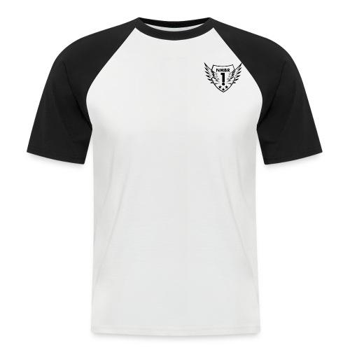 nmbr1 - Männer Baseball-T-Shirt