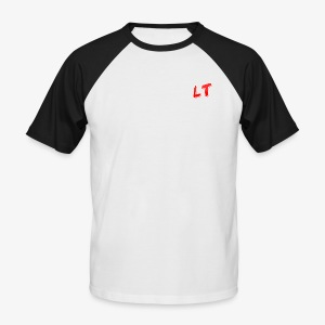 Shirt mannen - Mannen baseballshirt korte mouw