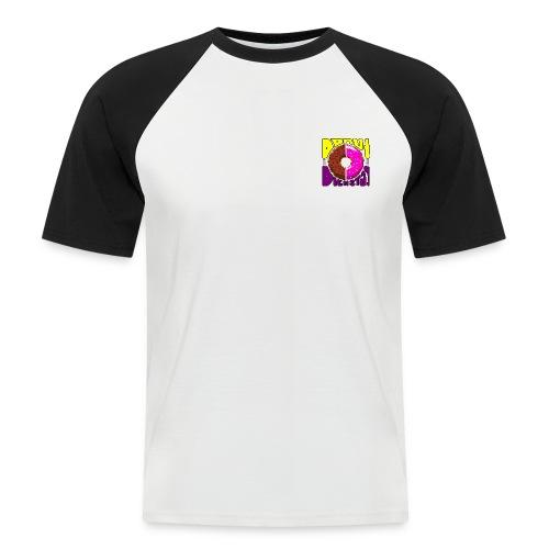 Donut Dienstag - Männer Baseball-T-Shirt