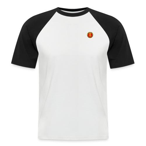 DDR retro - Männer Baseball-T-Shirt