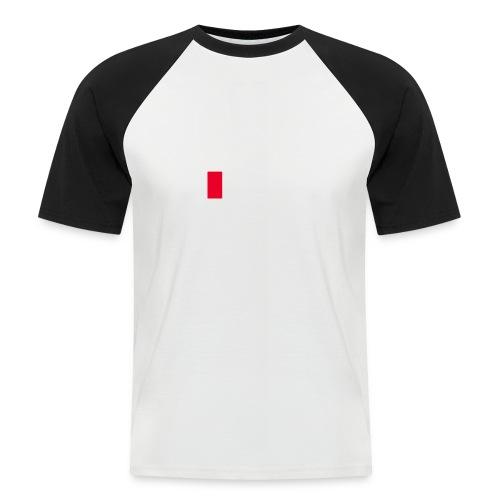 Papa - Männer Baseball-T-Shirt