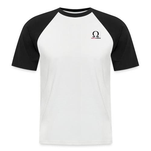 OMEGAGAMING Logo - Men's Baseball T-Shirt