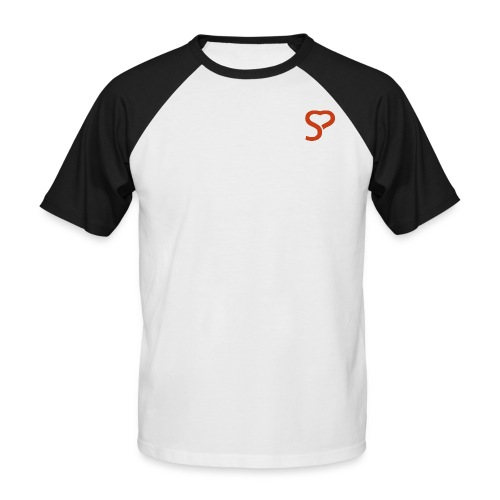 Lifestyle Collection - Männer Baseball-T-Shirt