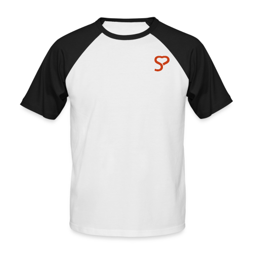 Lifestyle Collection - Männer Baseball-T-Shirt