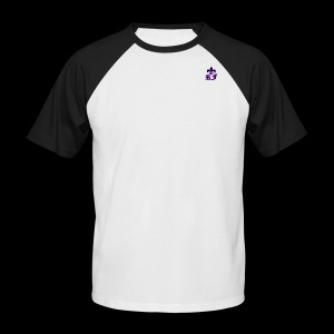 RF LOGO - Men's Baseball T-Shirt