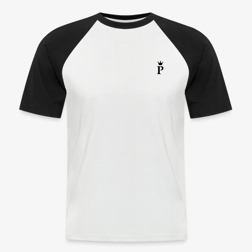 para t shirt - Mannen baseballshirt korte mouw