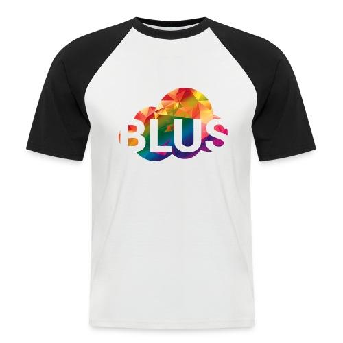 BURNER Logo - Men's Baseball T-Shirt