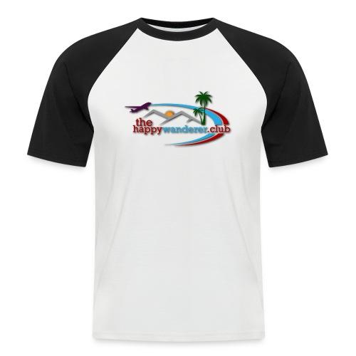 The Happy Wanderer Club Merchandise - Men's Baseball T-Shirt