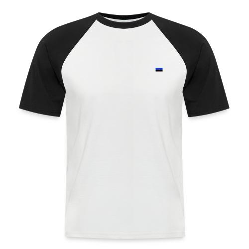 JGblood - Kortærmet herre-baseballshirt
