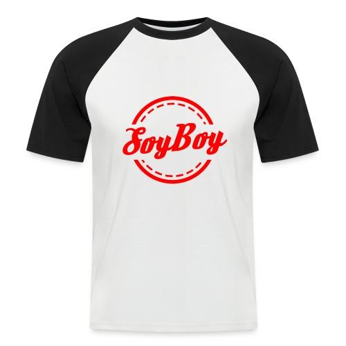 For Us Soy Boys Red - Men's Baseball T-Shirt