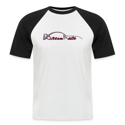 V DreamAuto - T-shirt baseball manches courtes Homme