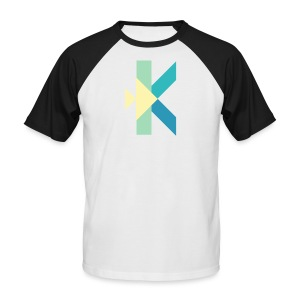 Konstantin T Music Merch - Männer Baseball-T-Shirt