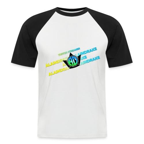 Alaindrake Twitch - Männer Baseball-T-Shirt