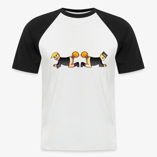 Fart Official Logo - T-shirt baseball manches courtes Homme