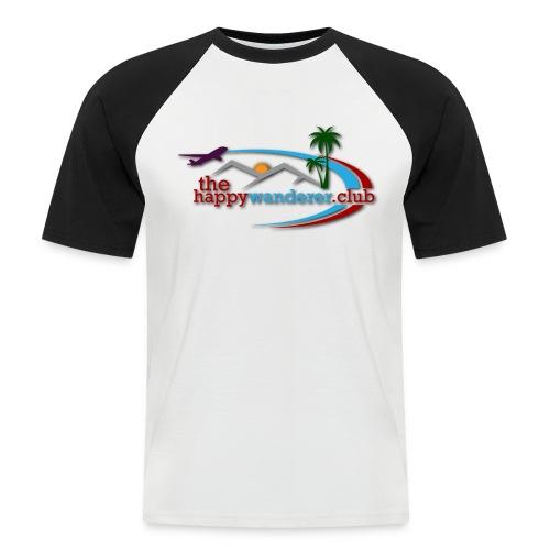 The Happy Wanderer Club - Men's Baseball T-Shirt
