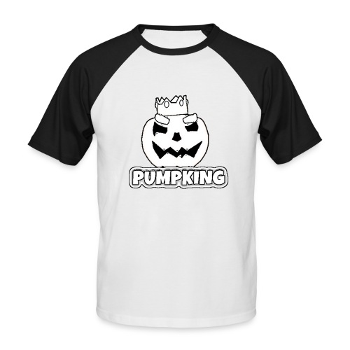 Pump King - Men's Baseball T-Shirt