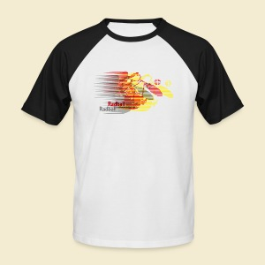 Radball | Earthquake Germany - Männer Baseball-T-Shirt