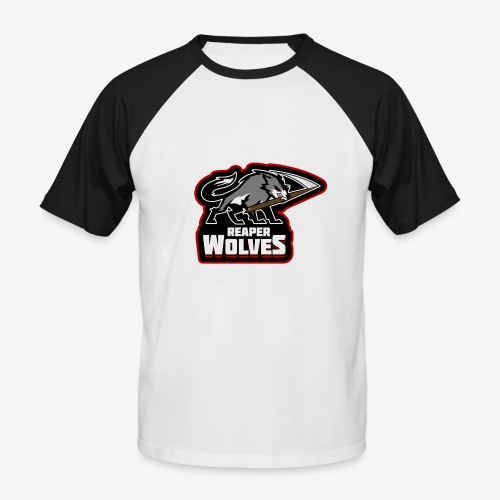 Reaper Wolves Original - T-shirt baseball manches courtes Homme