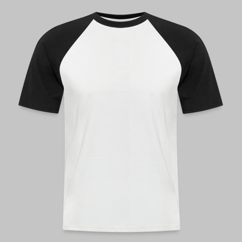 SPORT Classic Logo Big X-Trails - Männer Baseball-T-Shirt