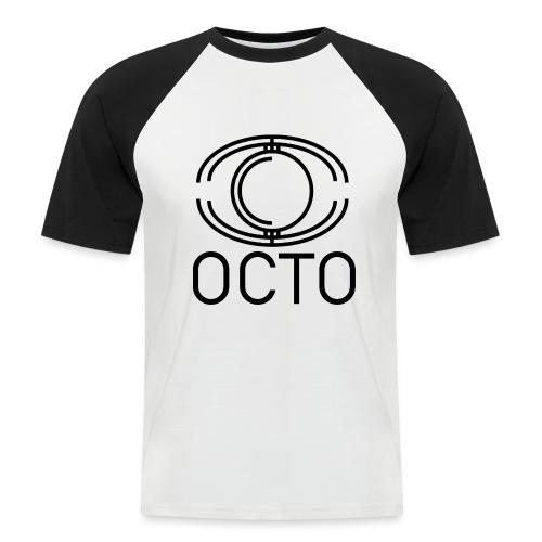 OCTO NEUTRAL - Men's Baseball T-Shirt