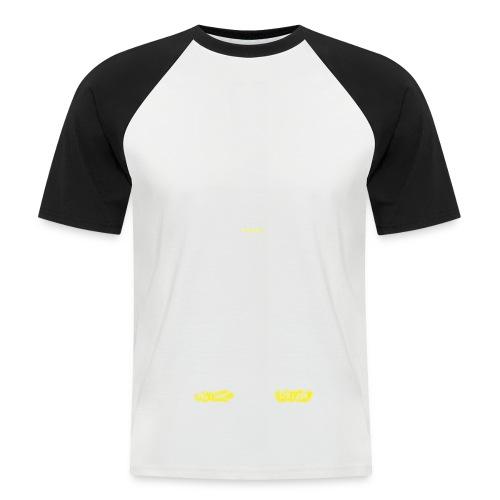Vblack Tee Reverse - Koszulka bejsbolowa męska