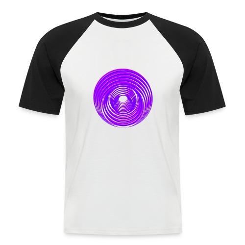 Spiral - Men's Baseball T-Shirt