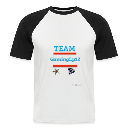 Team GamingLp12 Shirt - Männer Baseball-T-Shirt
