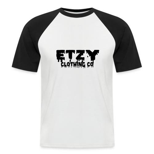 ETZY BASIC - T-shirt baseball manches courtes Homme