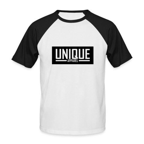 unique - Männer Baseball-T-Shirt
