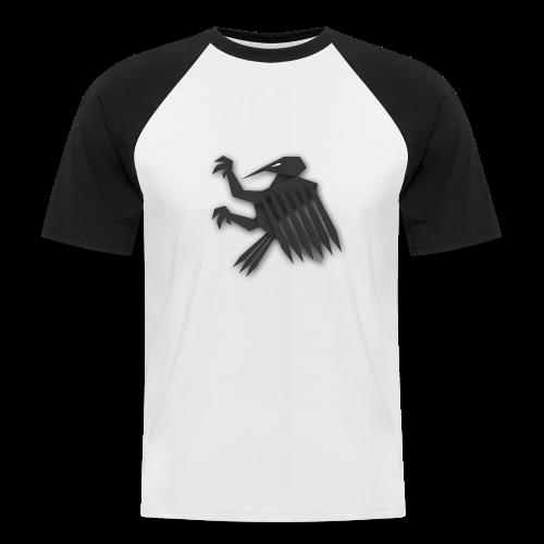 Nörthstat Group ™ Black Alaeagle - Men's Baseball T-Shirt