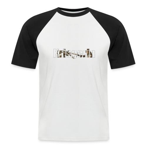 kriegerin - Männer Baseball-T-Shirt