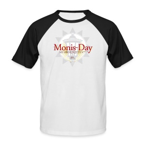 Monis-Day - Männer Baseball-T-Shirt