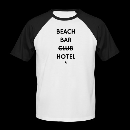 Nightlife - Men's Baseball T-Shirt