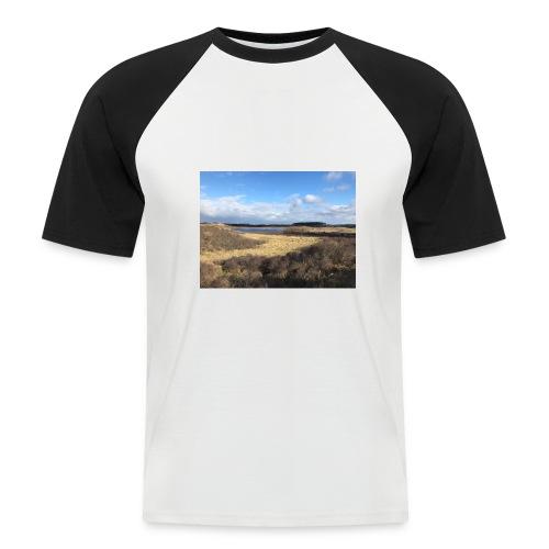 KARA-duinen - Mannen baseballshirt korte mouw