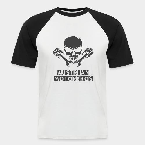 AustrianMotorBros - Männer Baseball-T-Shirt