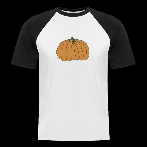 Gresskar Halloween Collection - Kortermet baseball skjorte for menn
