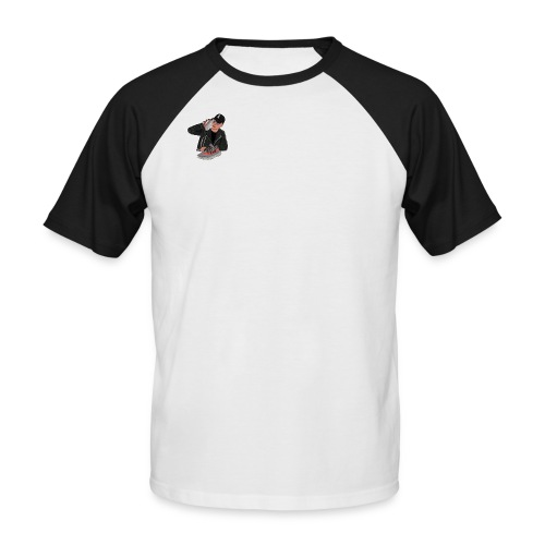 Call Yeazzy Design - Männer Baseball-T-Shirt