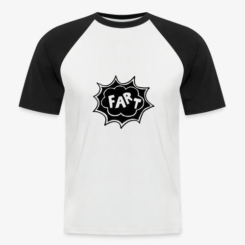 Fart 2019 LOGO - T-shirt baseball manches courtes Homme