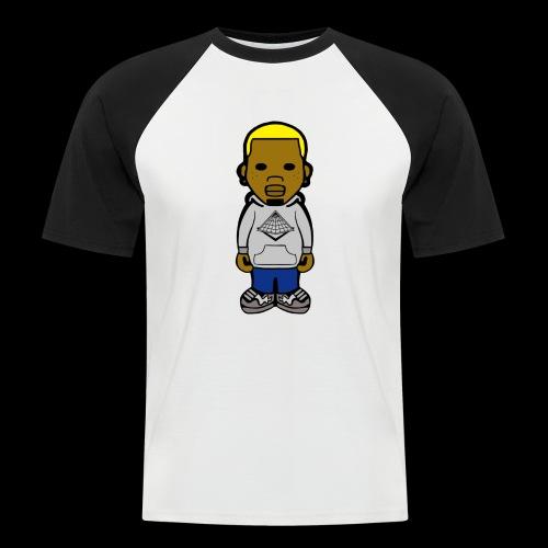 Chris Brown Breezy Tee - Männer Baseball-T-Shirt