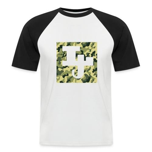 Lil jåkim Merke - Kortermet baseball skjorte for menn