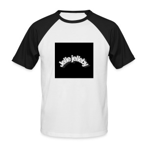 JELLE JELLEBY - Mannen baseballshirt korte mouw