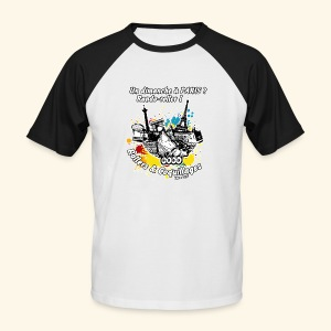 Splash - T-shirt baseball manches courtes Homme