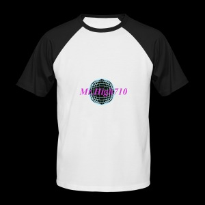Mr.High710 - Männer Baseball-T-Shirt